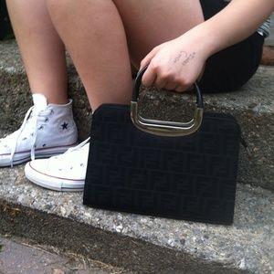 AFF Handbags - AFF Black Purse 🌟