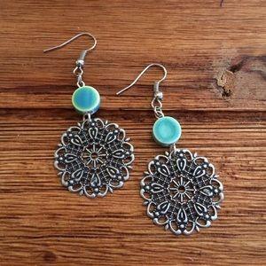 Jewelry - Handmade Filigree Earrings