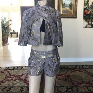 Juicy Couture Other - juicy Couture short and blazer set 2