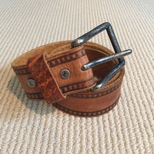 Will Leather Goods Accessories - Will leather goods belt