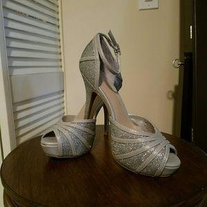 Fergalicious Shoes - FERGALICIOUS silver shoes