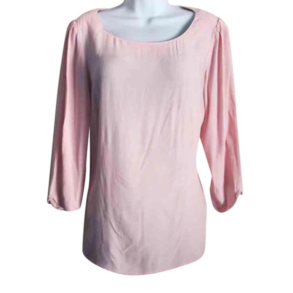 4d35661945741a Gianni Bini Tops | 5 For 25 Pink Blouse | Poshmark