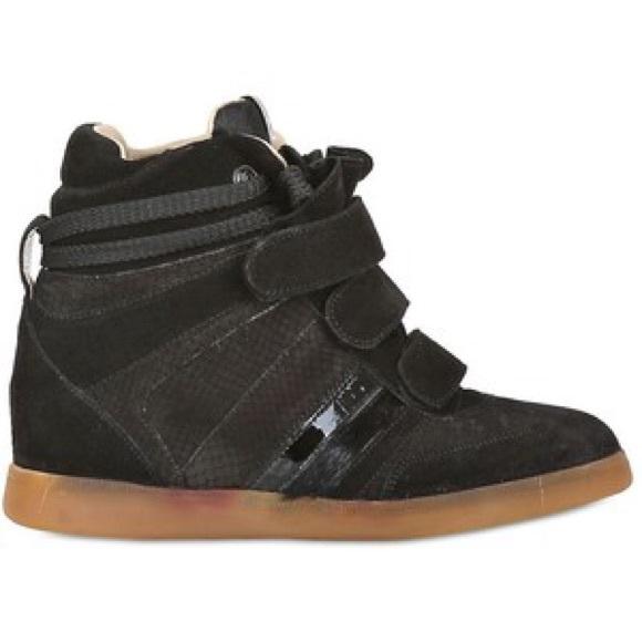 e2a2a38588f cute Serafini wedge sneakers. M 57fa9f64b4188eb8ae002e25