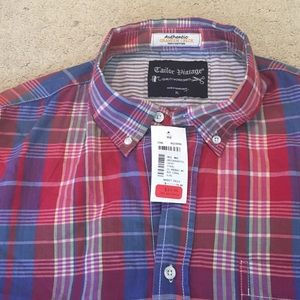 Tailor Vintage Other - Tailor Vintage. NWT. SIZE XL. SHORT SLEEVE SHIRT
