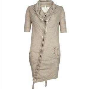 All Saints Reba Gilet Dress
