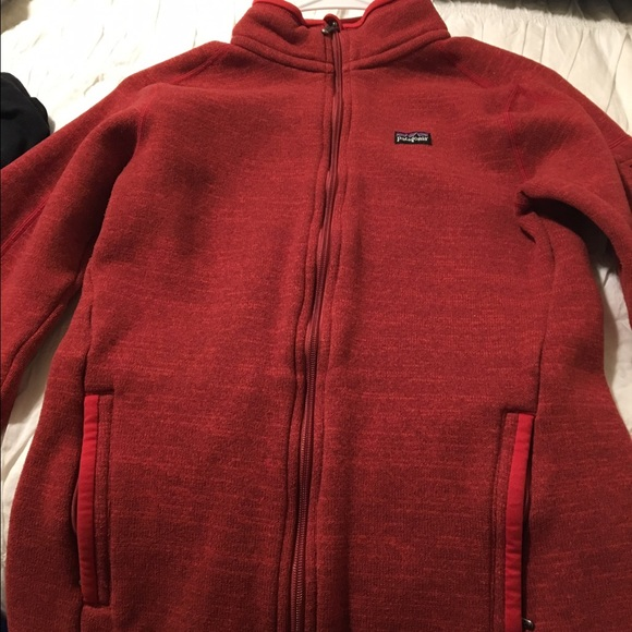 Patagonia Jackets Coats Womens M Better Sweater Full Zip Poshmark