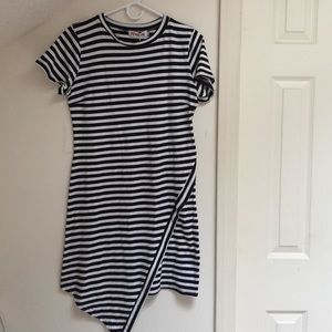 Persun Dresses & Skirts - Fitted Striped Dress