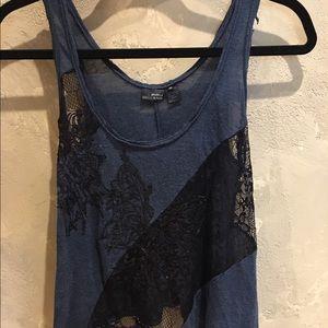 Sparkle&Fade Sequin Lace Top