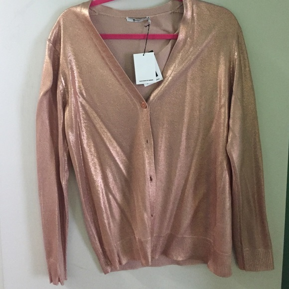 40% off T by Alexander Wang Sweaters - Alexander Wang Rose Gold ...