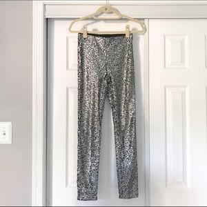Sequin leggings