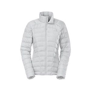 North Face White lightweight Down  jacket