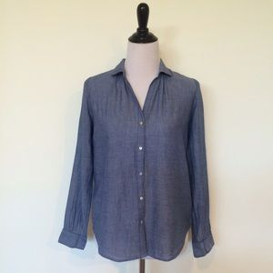 Forever 21 Tops - F21 Chambray Shirt