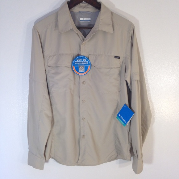 afd5af11f87 Columbia Shirts | Upf 50 Sun Protection Mens Shirt | Poshmark