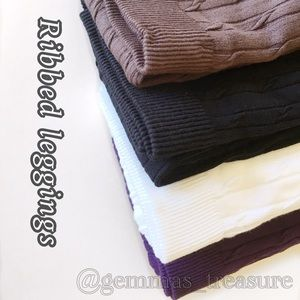 Pants - || FALL LEGGINGS || FOUR COLORS TO CHOOSE FROM