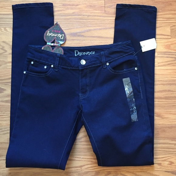 Discovery jeans NWT