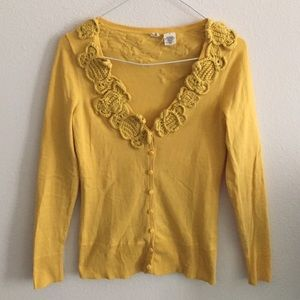 Anthropologie Sweaters - Anthropologie Abuzz Cardigan
