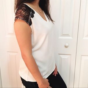 Banana Republic Tops - Banana Republic Lace Blouse