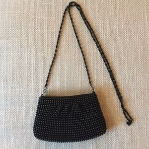 Handbags - 🎉Little black mini crossbody purse🎉