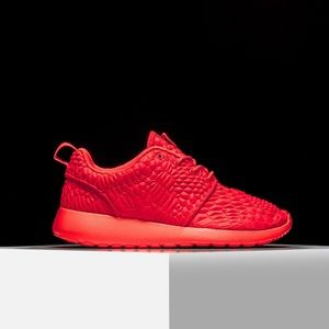 Nike Shoes - {Nike} Bright Crimson Roshe DMB