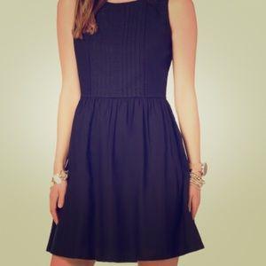 Crochet black dress NWT