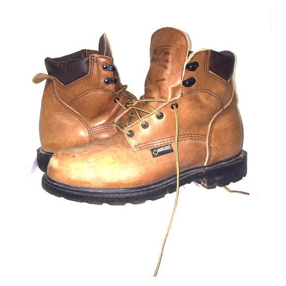 28% off Red Wing Shoes - Men's Red Wing insulated boots. Size 10E ...