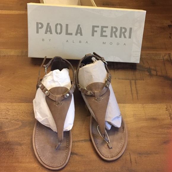 FOOTWEAR - High-tops & sneakers Paola Ferri 6TfbplmXxV
