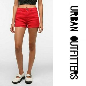 Urban Outfitters Pants - BDG High Rise Erin Shorts