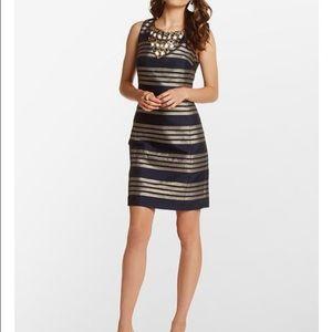 Lilly Pulitzer embellished shift dress