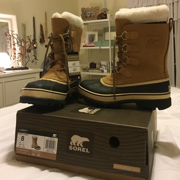 4425e6afaeb96 Sorel Shoes | Womens Caribou Boots Color Buff | Poshmark