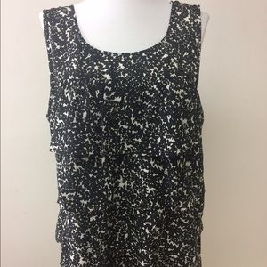 New JCrew sleeveless top
