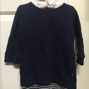 Imps & Elfs Other - Imps & elves navy blue dress 12-18 months