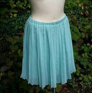 Sparkle & Fade Dresses & Skirts - Chiffon Accordian Pleat Skirt