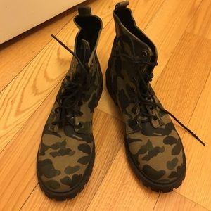 H&M Shoes - ‼️SALE ‼️H&M military boots