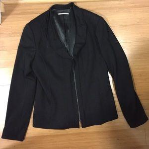 T Tahari Jackets & Blazers - 🌹 Tahari Knit Stretch Blazer