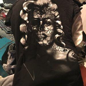 AFF Tops - Marilyn Monroe tshirt