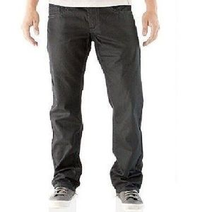 Request Jeans  Other - ⚡️PRICE DROP⚡️Relaxed Fit Black Coated Jeans