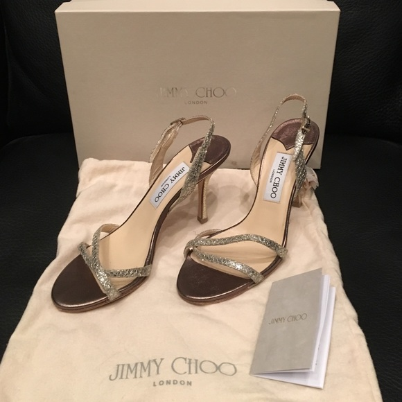 85471e6e281 Jimmy Choo Shoes - SALE Jimmy Choo India Heel size 37