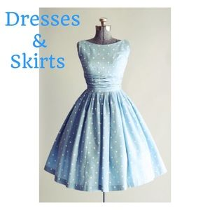 Dresses & Skirts - Women's dresses and skirts