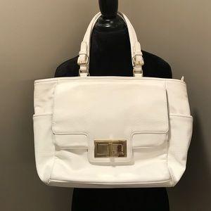 Olivia + Joy Handbags - White Olivia & Joy purse!!