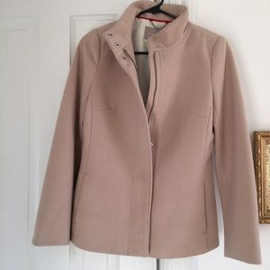 NEW Banana Republic Wool Coat