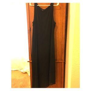 Lane Bryant Dresses & Skirts - { Lane Bryant } Asymmetrical Little Black Dress
