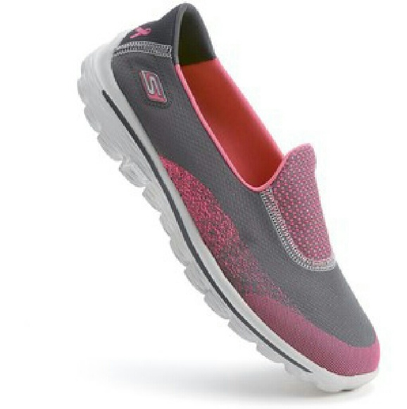 skechers breast cancer shoes 2016