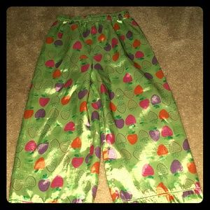 Girls pj bottoms
