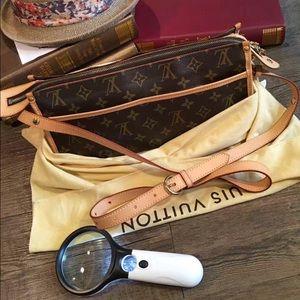 Louis Vuitton musette bag