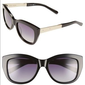 Bobbi Brown Accessories - Bobbi Brown Grace 54mm Black Sunglasses