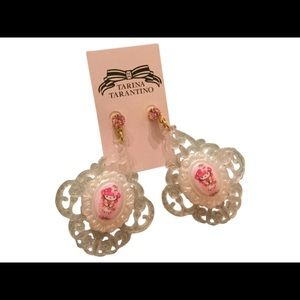 Tarina Tarantino Jewelry - Tarina Tarantino Hello Kitty Lolita Earrings