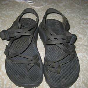 b56ab1d6fed0 Chaco Shoes - Chaco ZX2 Classic Black Sandal Womens size 10