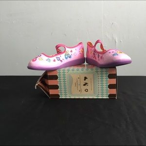 Hot Chocolate Design Princess Shoes