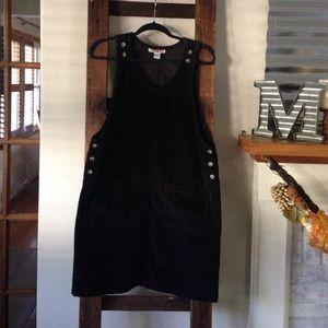 Dresses & Skirts - Vintage Corduroy Jumper Dress