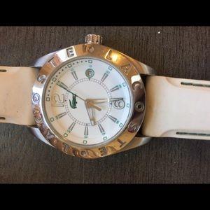 Lacoste watch vguc